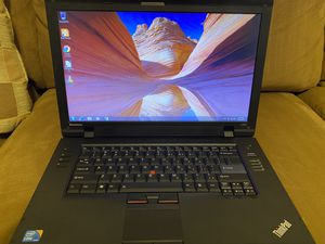 Lenovo ThinkPad Intel Core i3 2.40 GHz + 2.40GHz CPU / 4GB / 160GB Win 7 PRO Complete with AC adapter and Battery for Sale in Coral Springs, FL