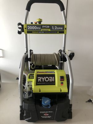 Ryobi 2000 PSI electric pressure washer for Sale in Fontana, CA