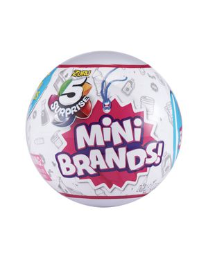 ZURU Mini Brands - NEW Ball with 5 Mystery Surprises for Sale in Mukilteo, WA