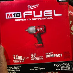 1/2 Inch High Torque Impact Wrench for Sale in Paso Robles, CA