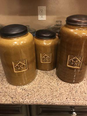 Decorative jars for Sale in Queen Creek, AZ