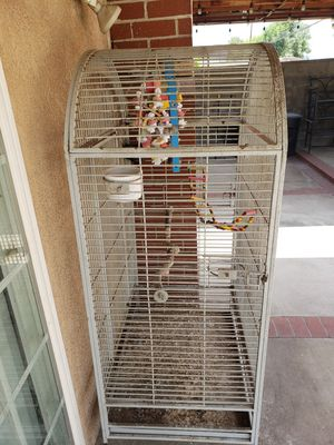 Large Parrot or Macaw Bird Cage for Sale in Lake View Terrace, CA