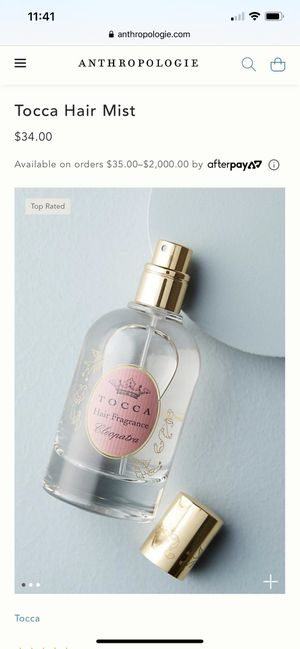 Tocca Hair Fragrance for Sale in Peoria, AZ