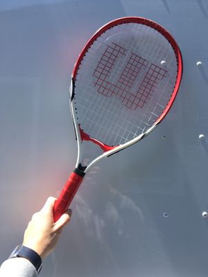Wilson Kids Large Tennis Racket for Sale in Portland, OR