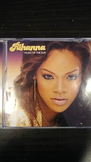 Rihanna CD Music of the sun for Sale in Conyers, GA