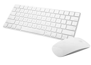 Apple Wireless Magic Keyboard and Mouse for Sale in Houston, TX