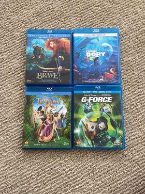 Disney Blu-ray DVD's for Sale in La Costa, CA