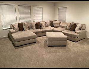 Ashley couches for Sale in Victorville, CA