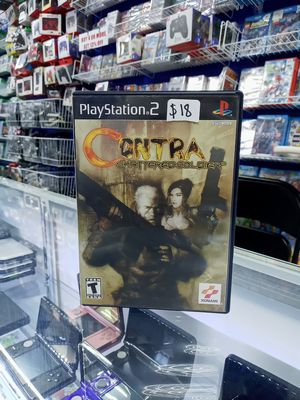 Ps2 Contract Shattered Soldier for Sale in Pearland, TX