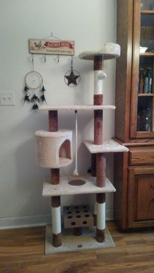 Cat tree for Sale in Chesapeake, VA