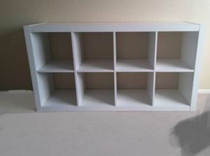 New!! bookcase, bookshelves, display case, 8 cube storage for Sale in Phoenix, AZ