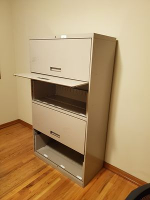 FREE Metal File cabinet for Sale in Des Moines, WA