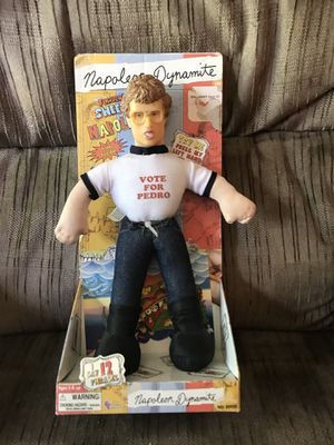 Napoleon Dynamite Talking Figure for Sale in Frederick, MD