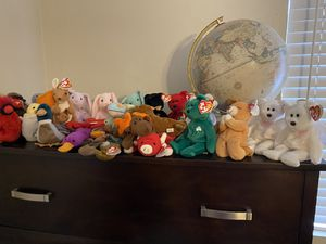 Priceless! Extremely Collectible Ty Beanie Babies for Sale in Phoenix, AZ