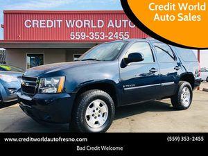 2007 Chevrolet Tahoe for Sale in Fresno, CA