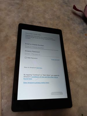 Kindle fire 8th generation Amazon Tablet for Sale in Phoenix, AZ