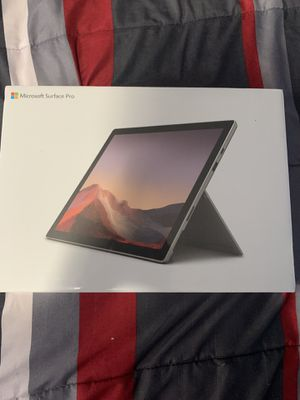 Surface Pro 7 128GB BRAND NEW AND SEALED!! for Sale in Katy, TX