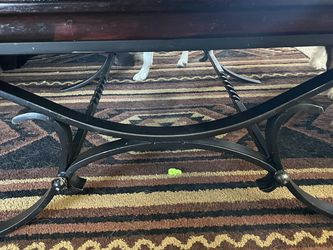 Cast Iron Coffee Table for Sale in South Jordan,  UT