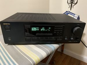 Onkyo TX-8211 AM/FM Stereo/Receiver Amplifier for Sale in Duluth, GA