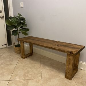Rustic Bench for Sale in Fort Lauderdale, FL