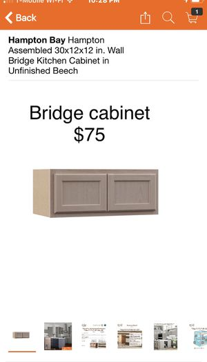 Different prices ask please first the price on top is only one cabinet I have on those pictures Kitchen cabinets brand new price reduce also don't for Sale in Apple Valley, CA