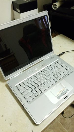 Hp Compaq laptop cheap and functional, windows 7, office , new battery for Sale in San Leandro, CA