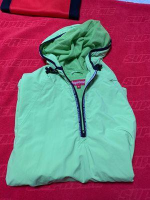 Supreme nylon pullover for Sale in Wilsonville, OR