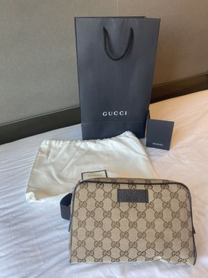 Gucci Brown Canvas GG Adjustable Belt Bag Brand New for Sale in Yorba Linda, CA