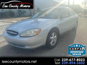 2002 Ford Taurus for Sale in Cape Coral, FL