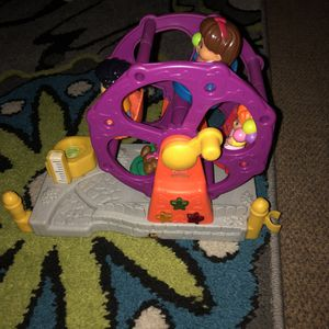 Fisher Price Little People Roller Coaster toy for Sale in Los Angeles, CA