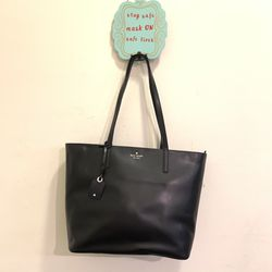 Kate Spade Black Leather Shoulder Bag for Sale in Frederick,  MD