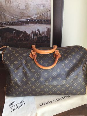 Louis Vuitton Speedy 40 bag for Sale in Morrisville, PA
