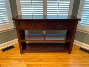 Solid Wood Console Accent Table for Sale in North Andover, MA