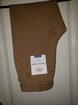 IZOD stretch chino pants for Sale in Lake Elsinore, CA
