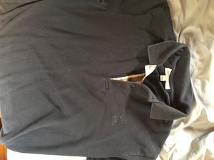 Burberry long sleeve size M for Sale in St. Petersburg, FL