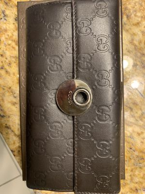Authentic Gucci Wallet for Sale in Austin, TX