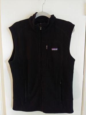 Patagonia men's Synchella fleece vest for Sale in Fort Worth, TX