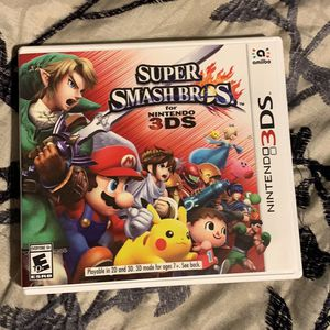 3DS Games luigis Mansion Or Super Smash Bros for Sale in Chicago, IL