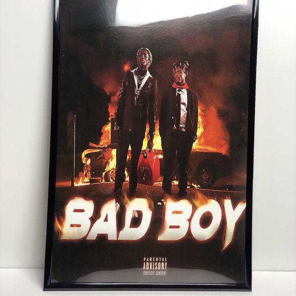 Juice Wrld Rap Poster