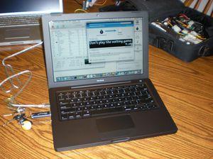 """2008 APPLE MACBOOK 13"""" INCH 250GB SSD OFFICE WEBCAM WiFi FRESH OSX for Sale in Fresno, CA"""