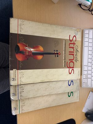 Strictly Strings Violin Series for Sale in San Mateo, CA
