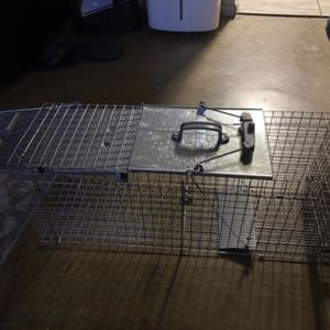 Havahart Brand new XL large animal trap rent or buy for Sale in Phoenix, AZ