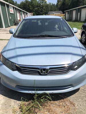 2012 Honda Civic for Sale in Douglasville, GA