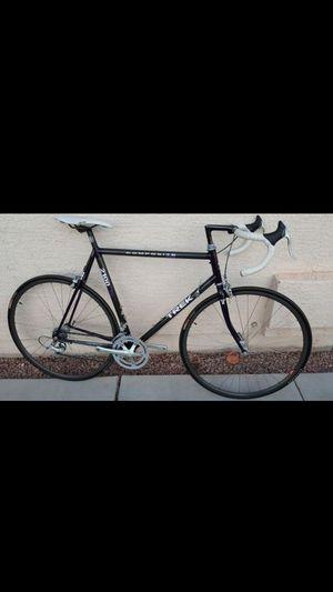LIKE NEW!! 1991 TREK PRO 2100 CARBON COMPOSITE ROAD BIKE LARGE 58cm for Sale in El Mirage, AZ