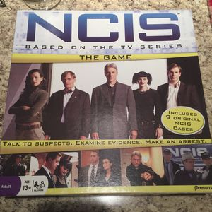 NCIS Board Game for Sale in Raleigh, NC