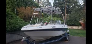 2002 20ft four winns for Sale in Vancouver, WA