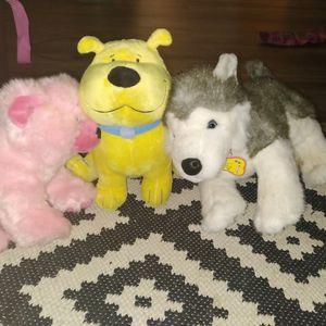 3 Stuffed Puppies for Sale in Philadelphia, PA