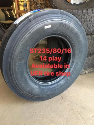 ST235/80/16 14 play Load G for Sale in Mount Holly, NC