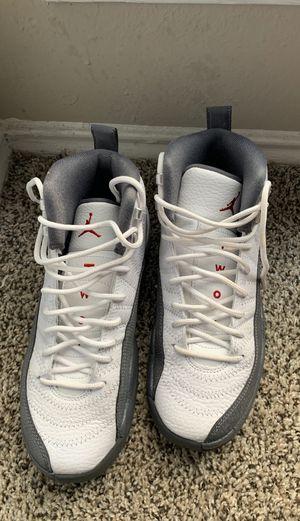 Jordan 12s size 6.5 in boys for Sale in Forney, TX