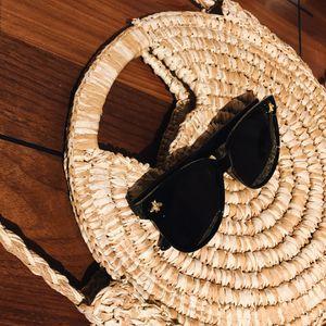 Rattan Straw Bali Crossbody Tote Purse Cult Gaia Bag for Sale in Dallas, TX